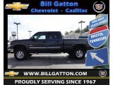 2003 Dark Gray Metallic Chevrolet Silverado 2500HD LT Crew Cab 4x4 #63596365