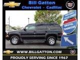 2002 Onyx Black Chevrolet Tahoe Z71 4x4 #63596362