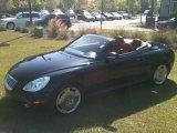 2003 Midnight Pine Green Pearl Lexus SC 430 #63595993