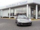 2007 Meteor Grey Metallic Porsche 911 Turbo Coupe #6342550