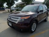 2011 Bordeaux Reserve Red Metallic Ford Explorer XLT #63595573