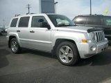 2007 Bright Silver Metallic Jeep Patriot Limited 4x4 #63595531
