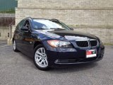 2006 Monaco Blue Metallic BMW 3 Series 325xi Wagon #63596260