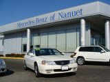 2003 White Diamond Pearl Acura TL 3.2 #6342541