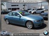2007 Atlantic Blue Metallic BMW 3 Series 328i Coupe #63595831