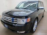 2010 Tuxedo Black Ford Flex Limited #63595449