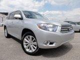 2010 Classic Silver Metallic Toyota Highlander Hybrid Limited 4WD #63595443