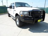 2004 Oxford White Ford F250 Super Duty FX4 Crew Cab 4x4 #63595805