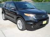 2013 Tuxedo Black Metallic Ford Explorer Limited EcoBoost #63595799