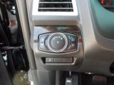 2013 Ford Explorer Limited EcoBoost Controls