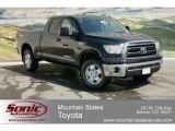 2012 Black Toyota Tundra TRD Double Cab 4x4 #63595399