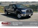 2012 Nautical Blue Metallic Toyota Tundra CrewMax 4x4 #63595397