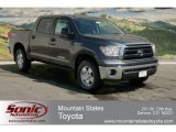 2012 Magnetic Gray Metallic Toyota Tundra TRD Rock Warrior CrewMax 4x4 #63595396