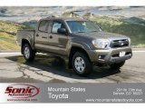 2012 Pyrite Mica Toyota Tacoma V6 SR5 Double Cab 4x4 #63595386