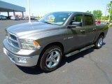2010 Mineral Gray Metallic Dodge Ram 1500 Big Horn Crew Cab #63596123