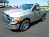 2012 Bright Silver Metallic Dodge Ram 1500 ST Regular Cab #63596121