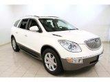 2010 White Opal Buick Enclave CXL AWD #63596108