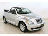 2007 Bright Silver Metallic Chrysler PT Cruiser Convertible #63596104