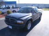2003 Graphite Metallic Dodge Dakota SXT Club Cab #63596091