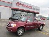 2005 Salsa Red Pearl Toyota Tundra SR5 Access Cab #63671323