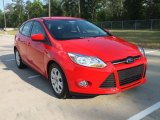 2012 Race Red Ford Focus SE 5-Door #63671930