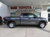 2012 Magnetic Gray Metallic Toyota Tundra Double Cab 4x4 #63671266