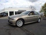 2009 Platinum Bronze Metallic BMW 3 Series 328xi Sedan #63671261