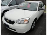 2007 White Chevrolet Malibu LS Sedan #63671569