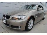 2009 Platinum Bronze Metallic BMW 3 Series 328xi Sedan #63671240