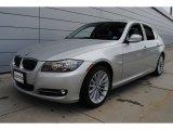 2010 Titanium Silver Metallic BMW 3 Series 335i xDrive Sedan #63671239