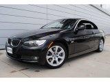 2010 Black Sapphire Metallic BMW 3 Series 335i Convertible #63671238
