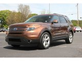 2011 Golden Bronze Metallic Ford Explorer Limited #63671556