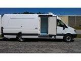 2012 Mercedes-Benz Sprinter 3500 Refrigerated Cargo Van