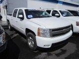2008 Summit White Chevrolet Silverado 1500 LT Crew Cab 4x4 #63671050