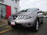 2010 Platinum Graphite Metallic Nissan Murano S AWD #63671454