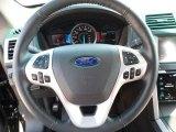2013 Ford Explorer Limited Steering Wheel