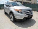 2013 Ingot Silver Metallic Ford Explorer XLT #63671402