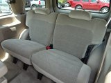 2000 Ford Explorer Sport Rear Seat