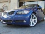 2007 Montego Blue Metallic BMW 3 Series 335i Sedan #63671371