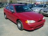 1999 Hyundai Accent L Coupe