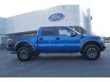 2012 Blue Flame Metallic Ford F150 SVT Raptor SuperCrew 4x4 #63671350