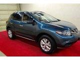 2011 Graphite Blue Nissan Murano SL #63723417