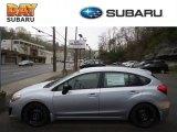 2012 Ice Silver Metallic Subaru Impreza 2.0i 5 Door #63723378