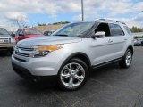 2011 Ingot Silver Metallic Ford Explorer Limited #63723369