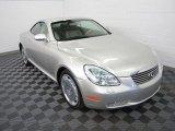 2003 Millennium Silver Metallic Lexus SC 430 #63723663