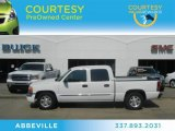 2005 Summit White GMC Sierra 1500 SLE Crew Cab #63723926