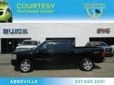 2007 Black Chevrolet Silverado 1500 LTZ Crew Cab 4x4 #63723925