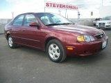 2002 Kia Spectra GS Sedan