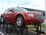 2008 Inferno Red Crystal Pearl Chrysler 300 Touring Signature Series #63723919