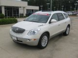 2009 White Diamond Tricoat Buick Enclave CXL #63723623